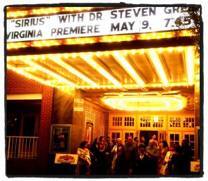 Sirius Disclosure Virginia Premiere