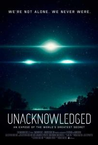 Unacknowledged disclosure event poster